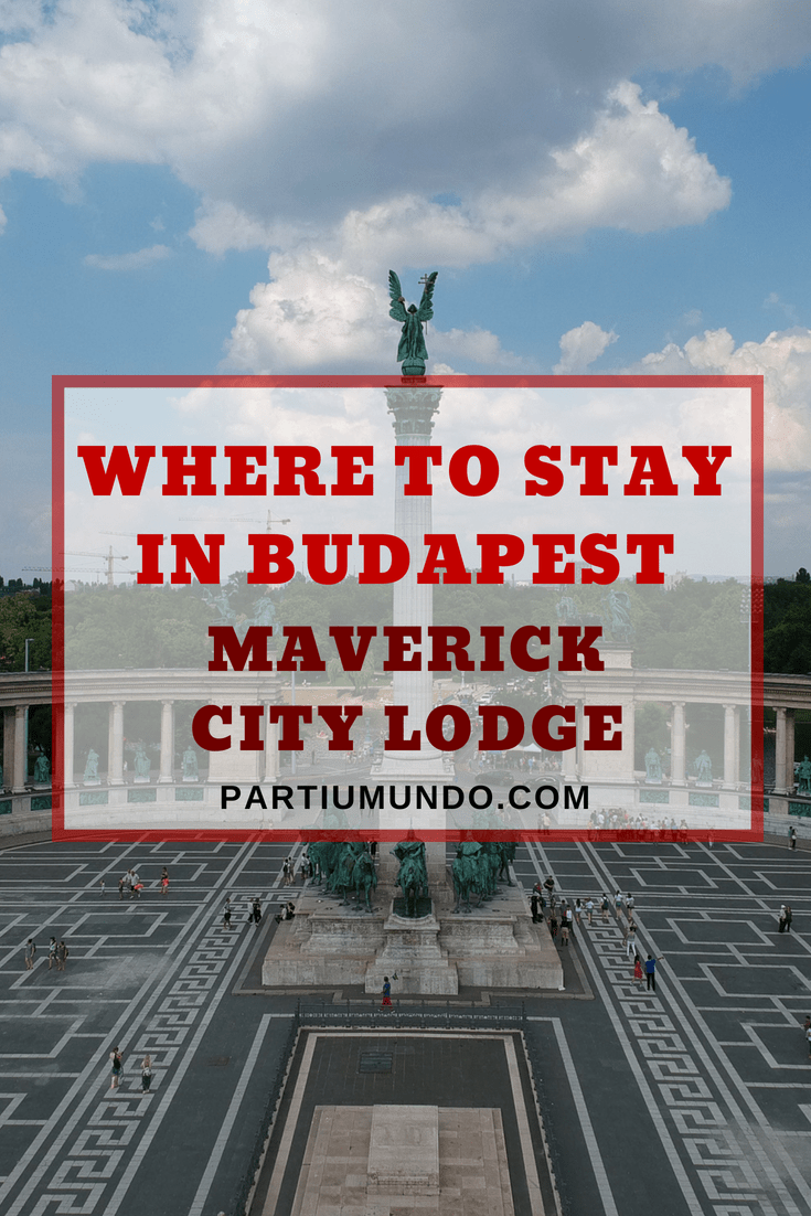 Where to stay in Budapest