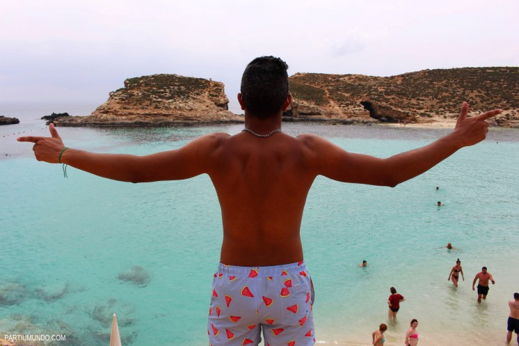 Blue Lagoon em Malta 16