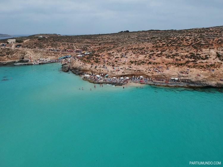 Blue Lagoon in Malta