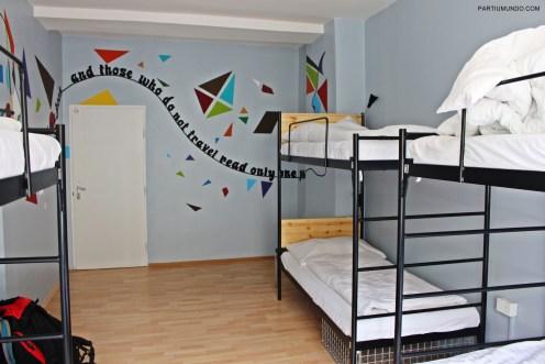 Onde hospedar em Praga - Ahoy New Town hostel 3