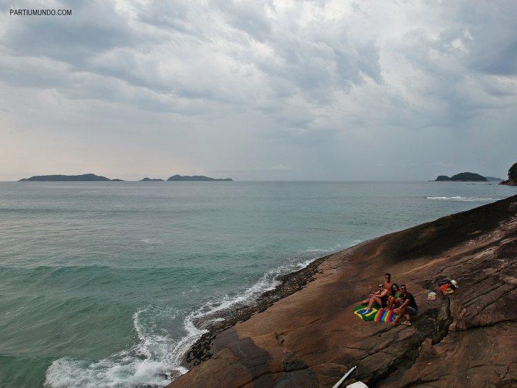 Praia Brava da Almada trail