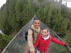 Parque Capilano Suspension Bridge