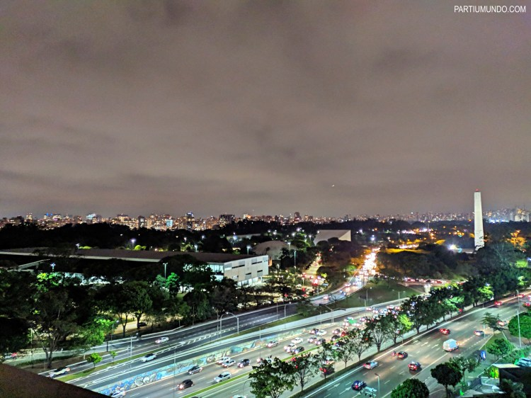 Rooftops in Sao Paulo