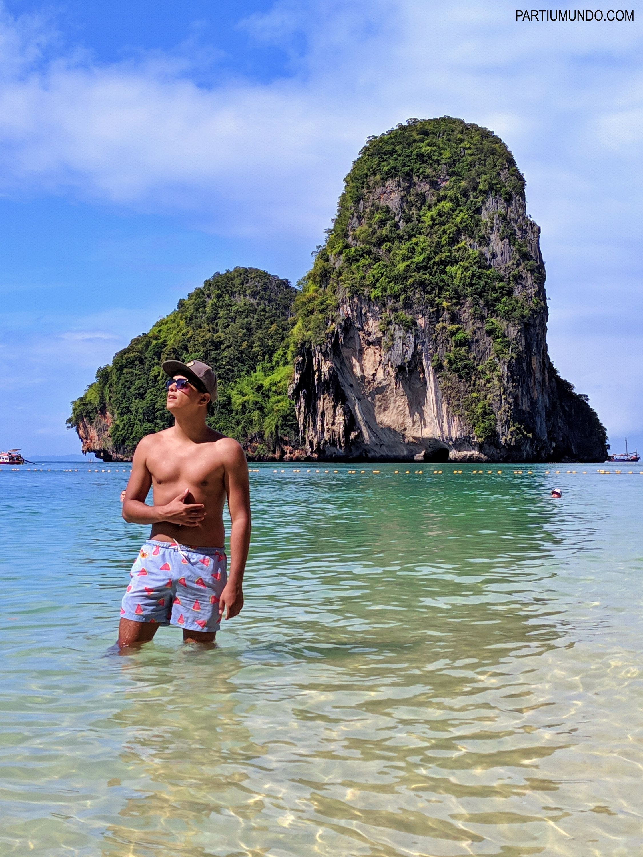 Phra Nang Beach (Railay, Krabi)