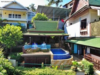 Onde se hospedar em Koh Samui