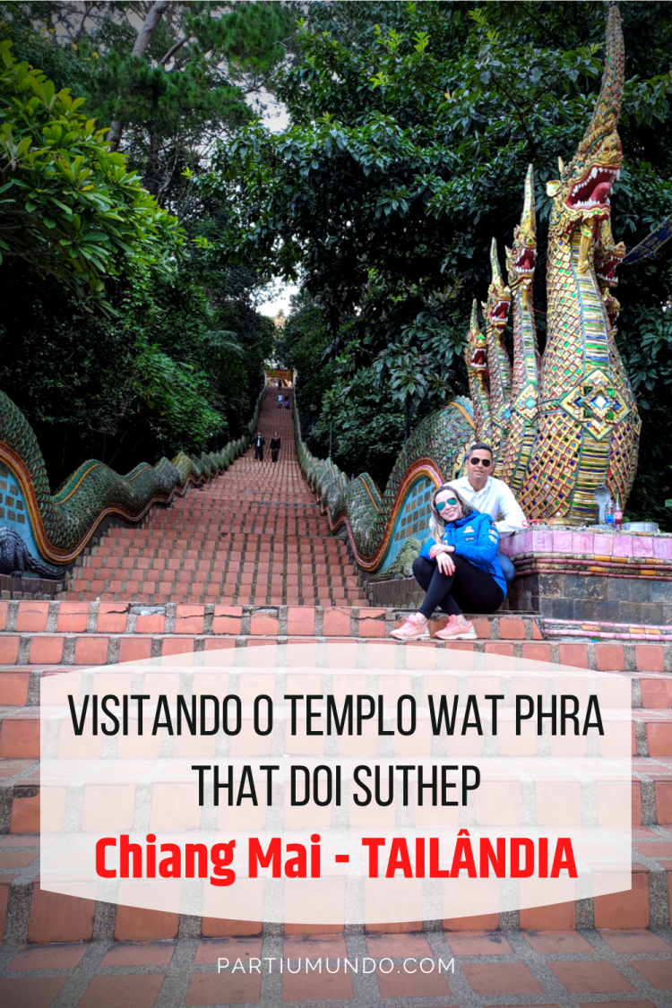 Templo Wat Phra That Doi Suthep