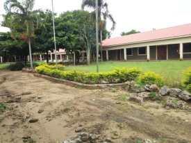 Einsamer Schulhof... Kenya, Ukunda (Photo Fredrick Otieno)