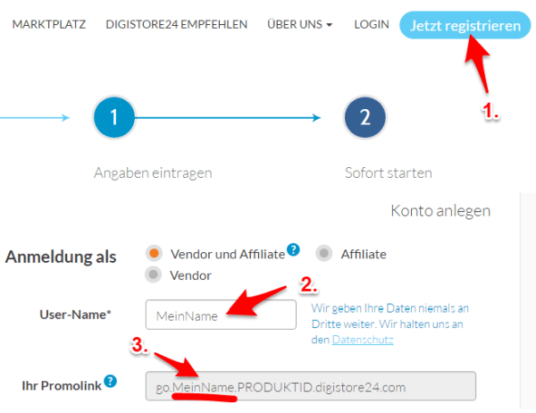 digistore_anmeldung
