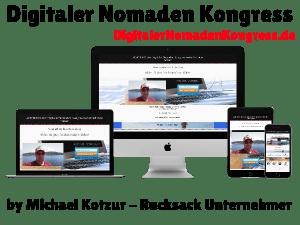 Digitaler Nomaden Kongress 2019 @ Online