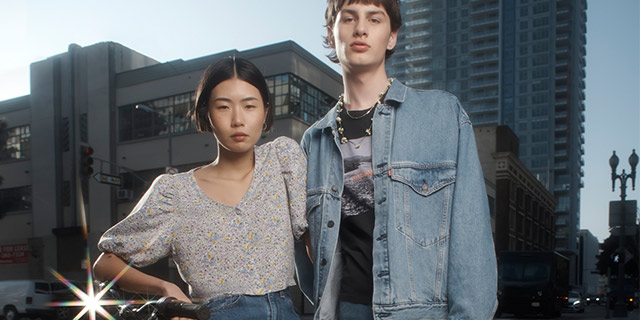 Fashion label Levi have made their premium jeans more accessible to UK students by launching a student discount.