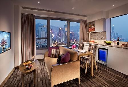 Image result for 香港盛捷維園公寓酒店
