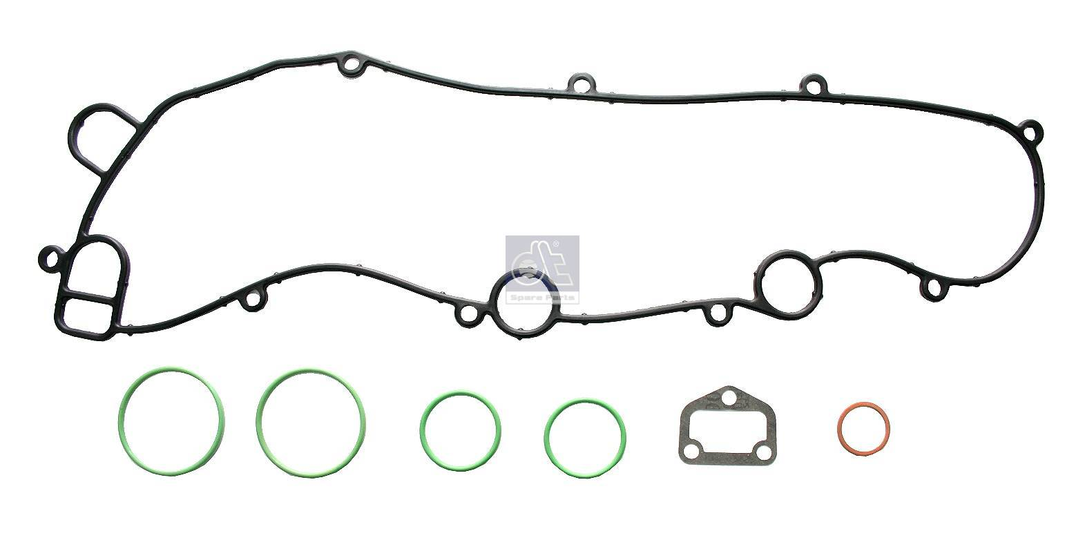 Dt 1 Gasket Kit Oil Cooler S Suitable For Scania