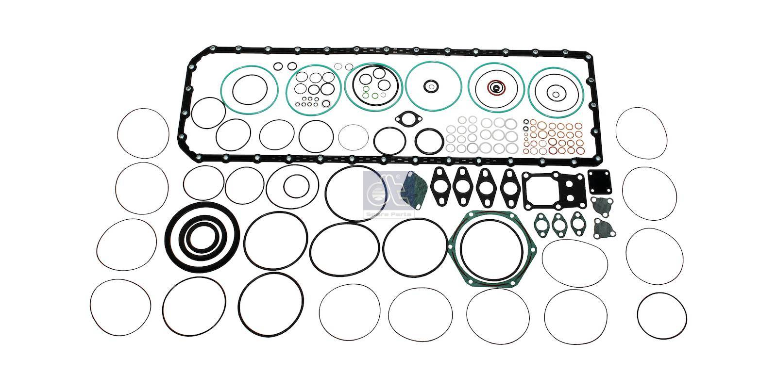 Dt 6 Overhaul Kit Suitable For Iveco Renault