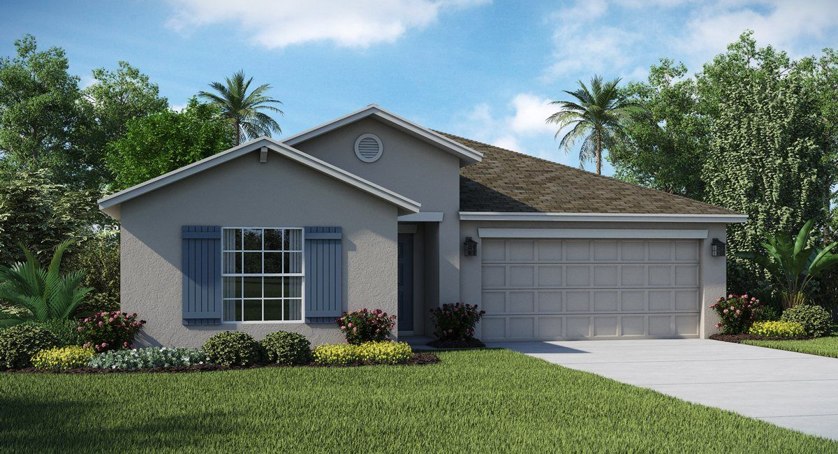 North Ridge Estates New Homes In Davenport FL By Lennar