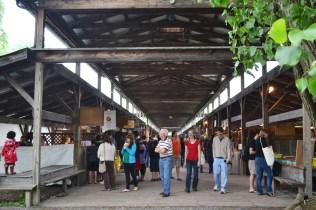 Farmers Market in Ithaca