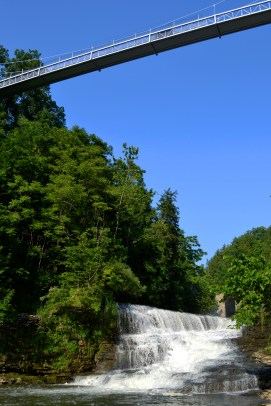 Waterfall By Watermargin