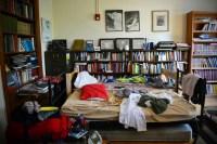 Watermargin's Library & Our Bedroom