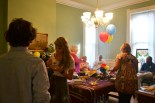 Party People in Diningroom