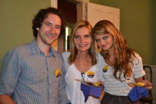 Paul, Taylor & Tina