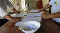 5.3- Luang Prabang - Phonexay District - Ban Pakvee - Assessment - random selection process