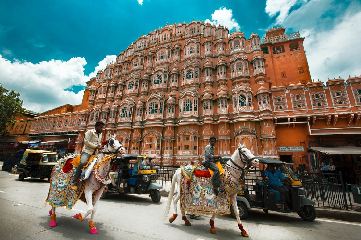 Death note of tourism in India, curated by India Inc.