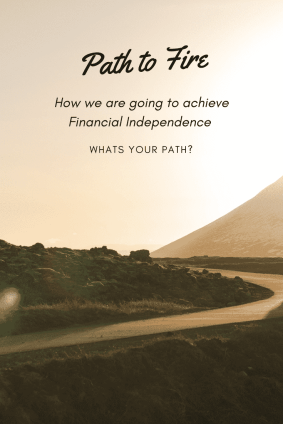 """path to financial independence"""