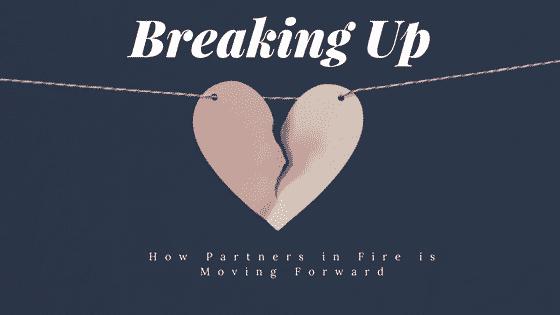 """""""breaking up"""""""