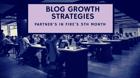 """Blog Growth"""