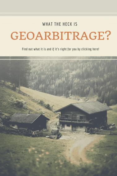 """geoarbitrage"""