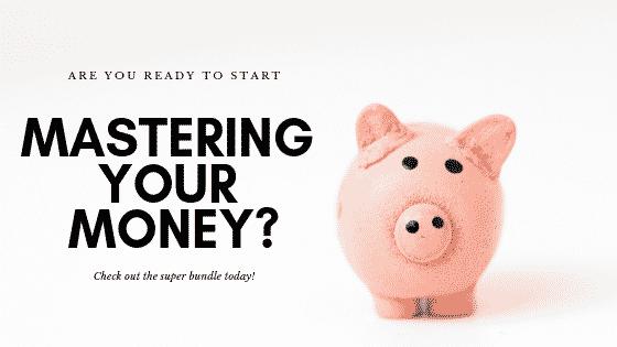 """master your money"""