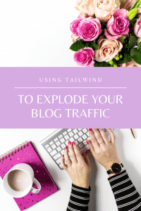 """explode your blog traffic using tailwind"""
