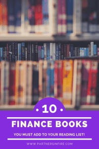 """Must read personal finance books"""