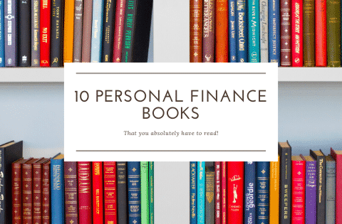 """10 must read personal finance books"""
