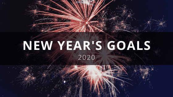 new year's goals for 2020