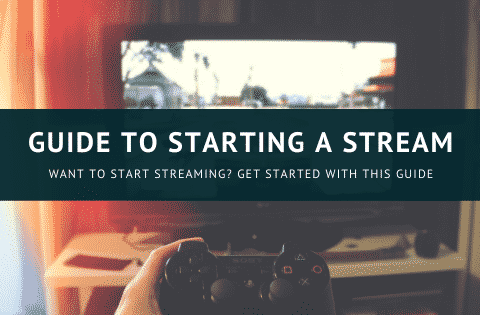 """Guide to starting a Twitch Stream"""