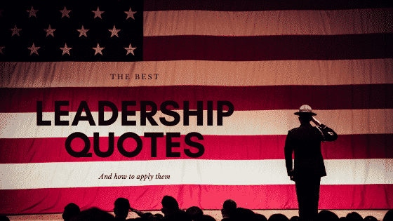 """""""leadership quotes"""""""