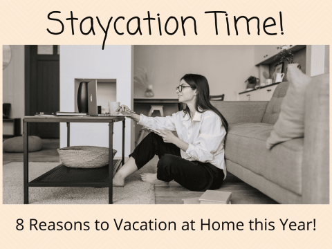 Take a staycation