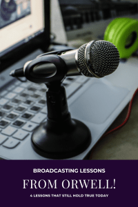 broadcasting lessons