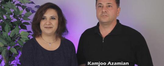 Sherri Hosseini and Kamjoo Azamian