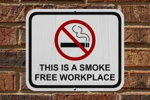 Smoking Free Workplace Sign