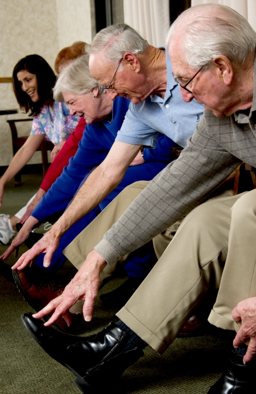 help people, regardless of age, incorporate physical activity into their daily lives