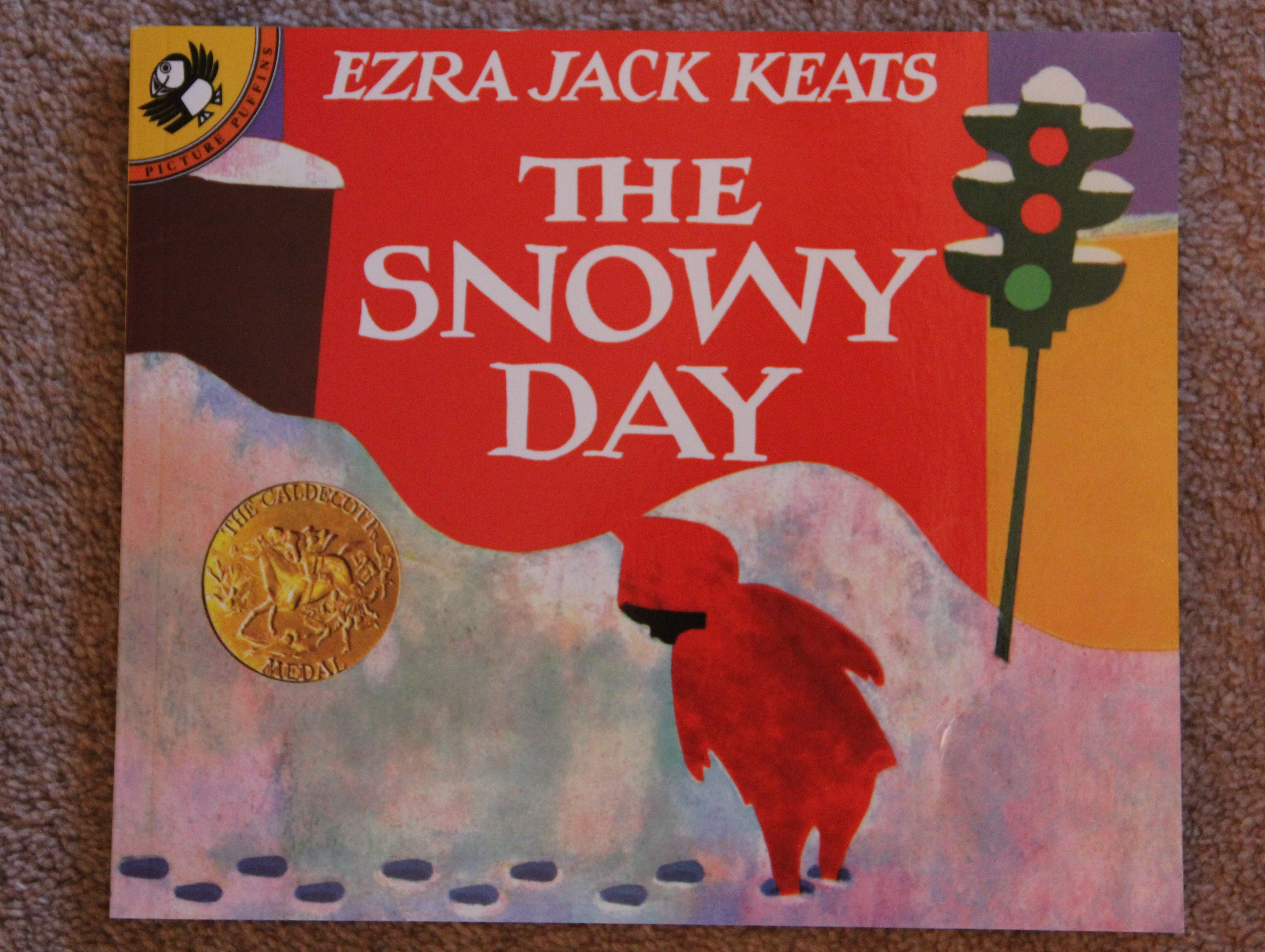 Preschool Reading The Snowy Day