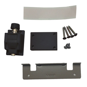 black auxiliary foot lock 9144656 andersen windows doors
