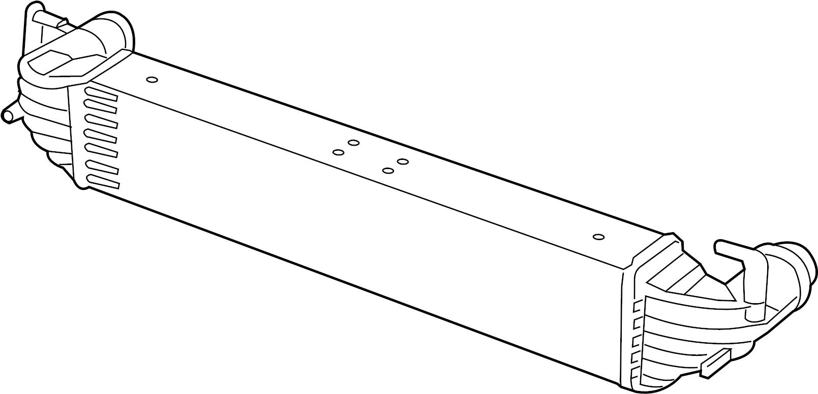 Audi S5 Intercooler