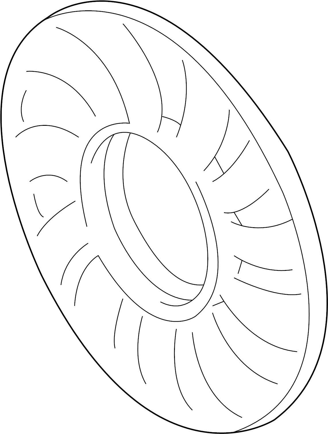 Volkswagen Passat Wagon Engine Cooling Fan Clutch