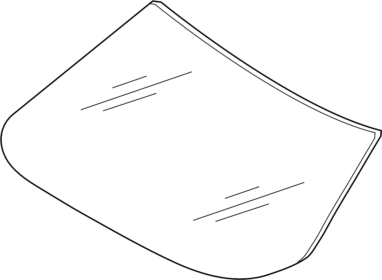 Volkswagen Passat Windshield Glass 15