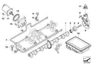 BMW 750Li Eccentric shaft sensor Valve, Gear, Timing  11377527017 | BMW of Monterey, Seaside CA