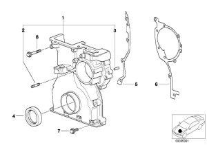 2004 Bmw 325ci Parts Diagram • Wiring And Engine Diagram