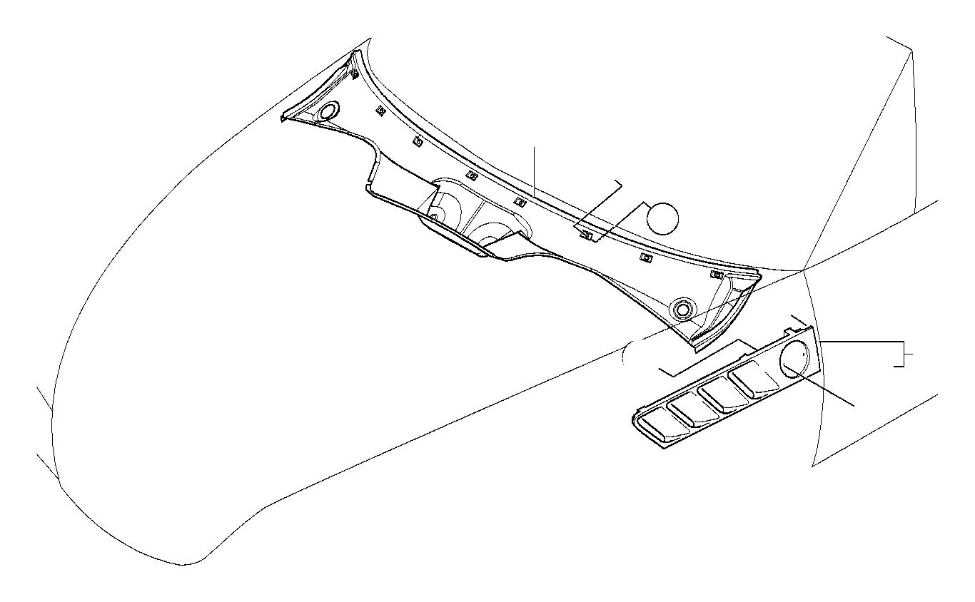 Bmw Z3 Cover Trim Exterior Body