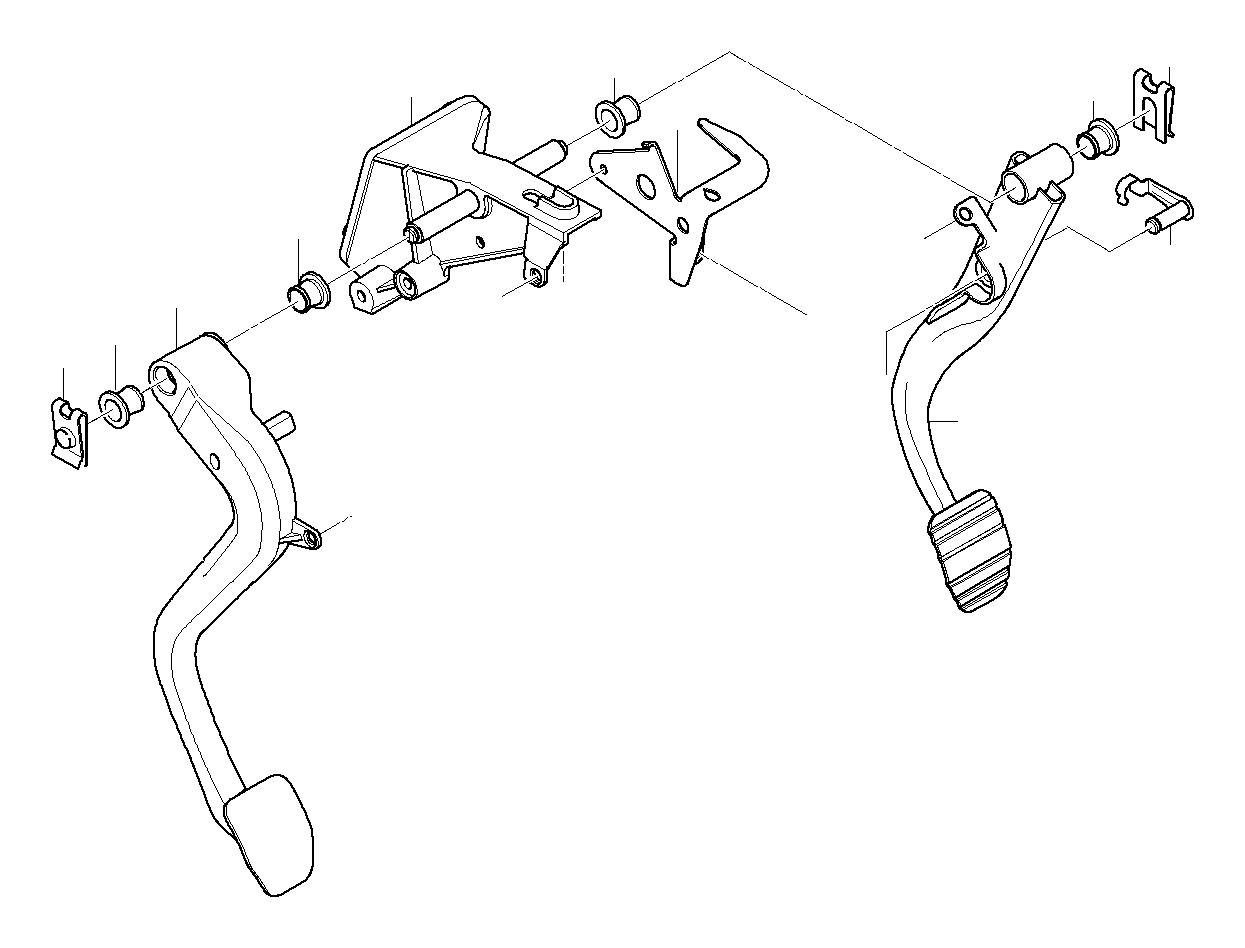 Bmw 323ci Repair Kit Socket Housing 4 Pol Assembly Manually Lighter Bulbs
